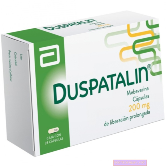 Mebeverin (Duspatalin)